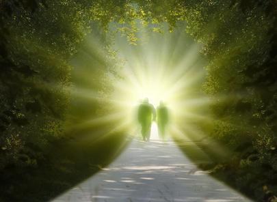 spirit guides, gail rhoads